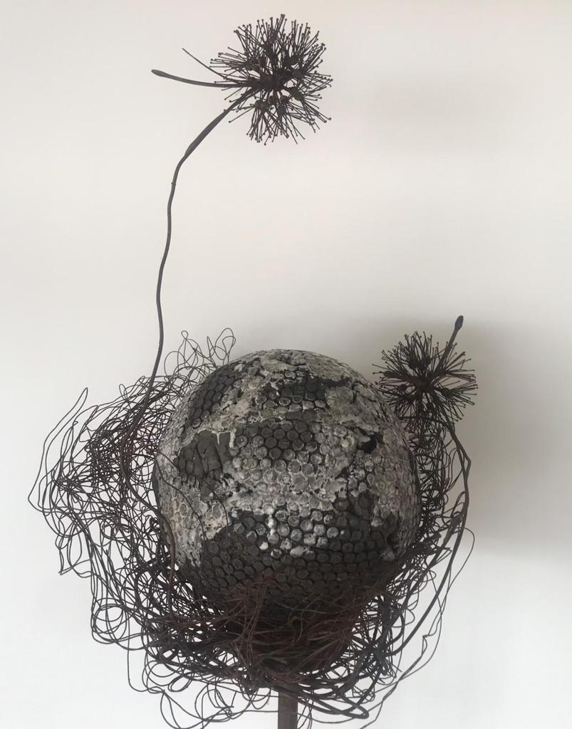 La valle dei pollini con opere di Theo Gallino a cura di Monica Trigona